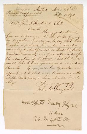 Letter from John W Graydon to Hurst 02-15-1894 1_111.jpg