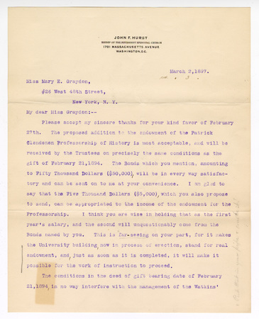 Hurst letter to MG 03-02-1897 page 1_095.jpg