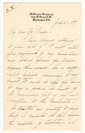 Elizabeth Somers to Samuel Beiler Jul 6 1897 Page 1_023.jpg