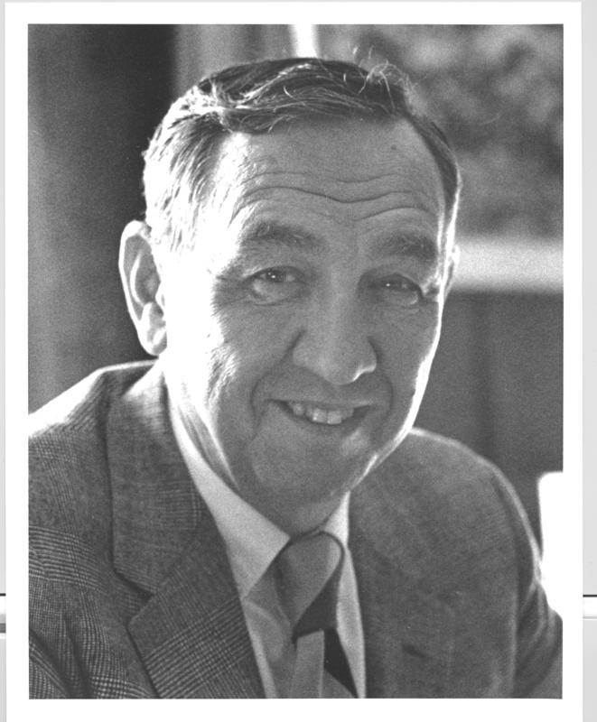 Dr. Joseph John Sisco, AU President 1976-1980