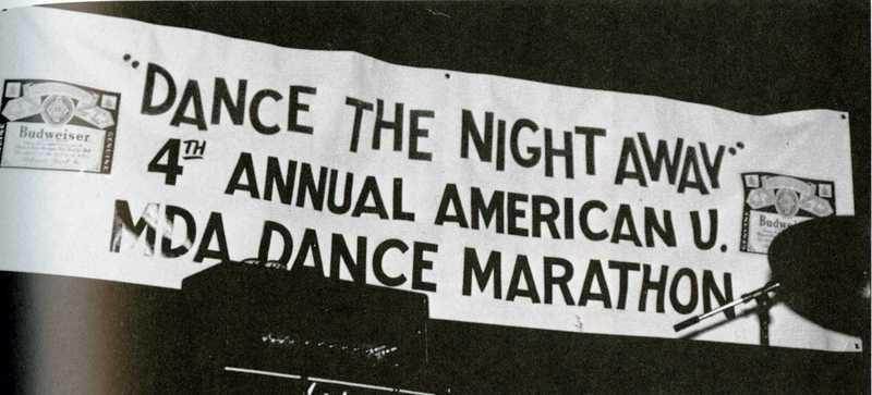 MDA Dance Marathon, 1982