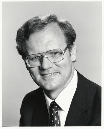 President Richard Berendzen