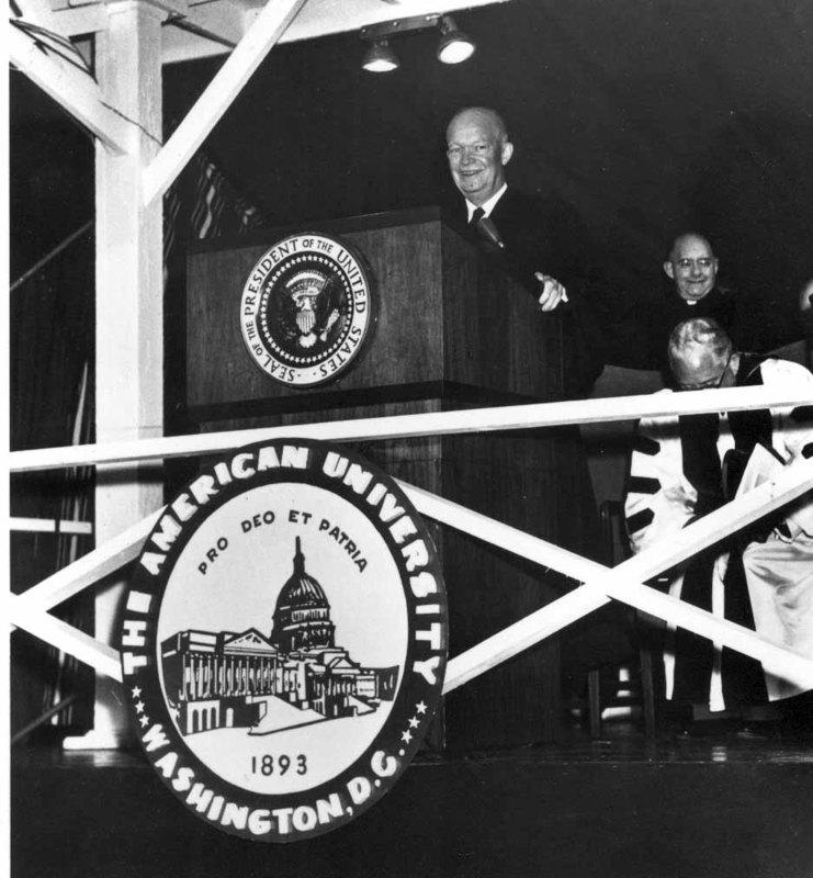 Eisenhower Speech Commencement