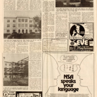 """Who was Mary Graydon and what has her building been,"" The Eagle, 30 January 1976"