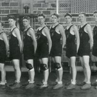 1927 Men's Basketball Team