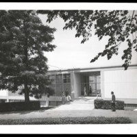 Television/Radio Building, 1956