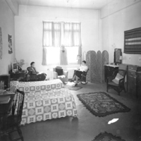Room in Mary Graydon Hall ca. 1932
