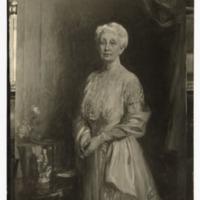 Portrait of Mrs. Elizabeth Jane Somers, undated