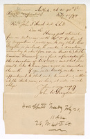 Letter to Bishop John Fletcher Hurst from John W. Graydon, 15 February 1894