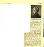 """Ellen Spencer Mussey,"" Woman's Home Companion, June 1914"