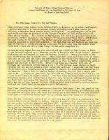 Ellen Spencer Mussey speech before Congress, 1910